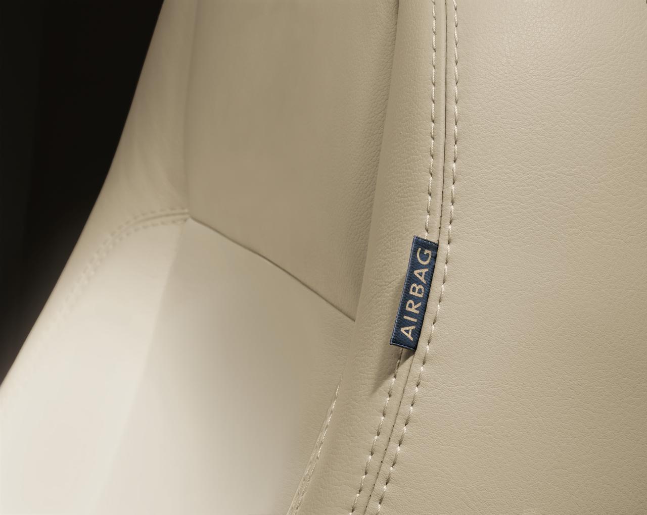 Siège équipé d'un airbag