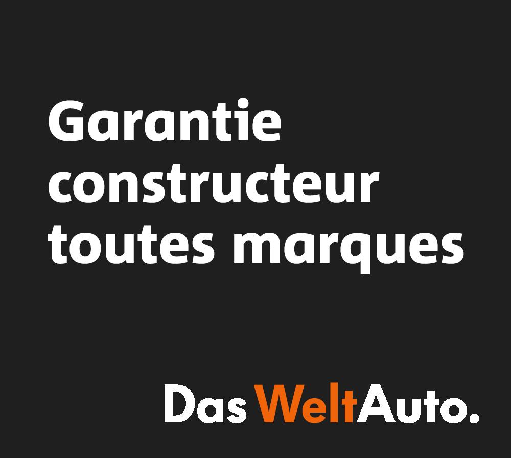 La garantie Das WeltAuto.